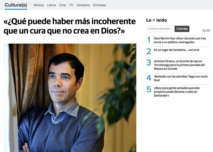 El Diario Montañés: Culturas